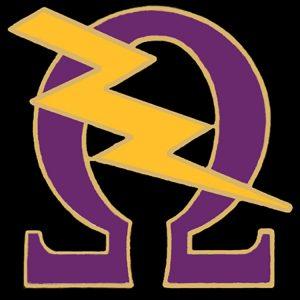 OPP 3/4″ Omega & Bolt Pin/ Purple