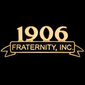 APA Fraternity Inc Lapel Pin 3/8 x 1-1/8″