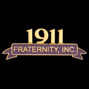 OPP Fraternity Inc Lapel Pin 3/8 x 1-1/8″