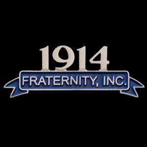 PBS Fraternity Inc Lapel Pin 3/8 x 1-1/8″