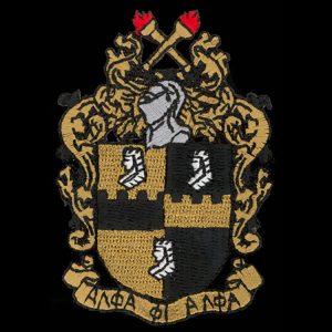 APA 2 7/8″ Shield Emblem W/Heat Seal Backing