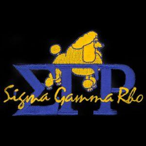 """SGR 2 1/4"""" Royal New Image Poodle Emblem"""