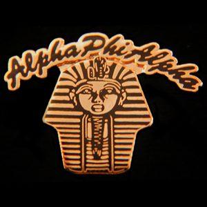 APA Rocker Pin W/Mascot