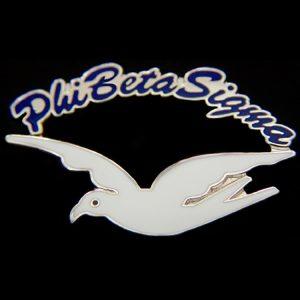 PBS Rocker Pin W/Mascot