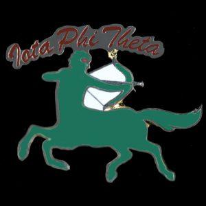 IPT Rocker Pin W/Mascot