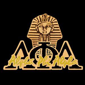 APA W/Sphinx New Image Pin Black