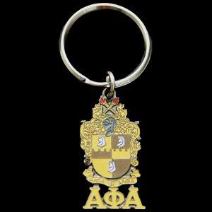 APA Shield Key Chain 1-1/2 x 3/4″ (shield size only)
