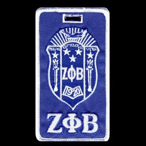 ZPB Shield Luggage Tag