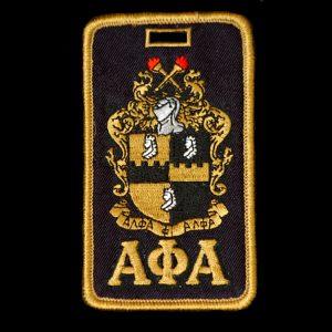APA Shield Luggage Tag