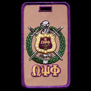 OPP Shield Luggage Tag