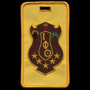 IPT Shield Luggage Tag