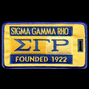 SGR Founders Luggage Tag