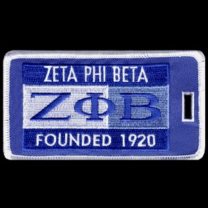 ZPB Founders Luggage Tag