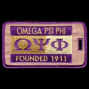 OPP Founders Luggage Tag