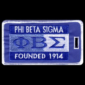 PBS Founders Luggage Tag