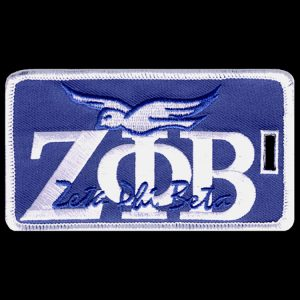 ZPB New Image Luggage Tag