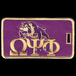 OPP New Image Luggage Tag