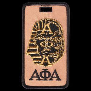 APA 1/2 Ape 1/2 Sphinz Luggage Tag