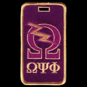 OPP Omega W/Bolt Luggage Tag