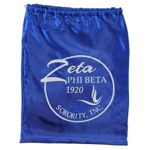 ZPB Drawstring Shoe Bag