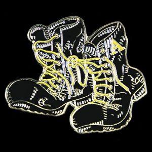 APA Alpha Boots Lapel Pin 1″T x 1-1/2″