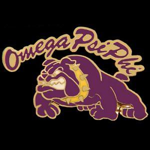 OPP Rocker Pin W/Mascot
