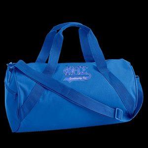 PBS Barrel Duffle Bag W/Tail