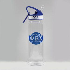 PBS Eastman Tritan 700Ml Water Bottle W/Carabiner Hook