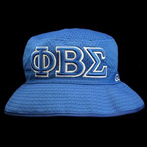 PBS Embroidered Bucket Hat