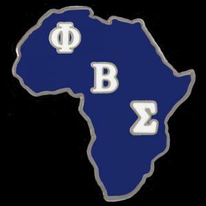 PBS 1″ Africa Lapel Pin