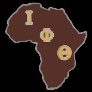 IPT 1″ Africa Lapel Pin