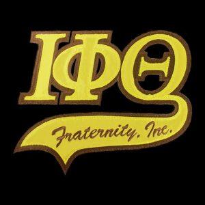 IPT 10 1/2″T Tail Emblem W/Heat Seal Backing