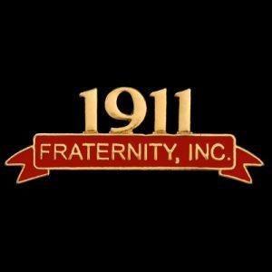 KAP Fraternity Inc Lapel Pin 3/8 x 1-1/8″