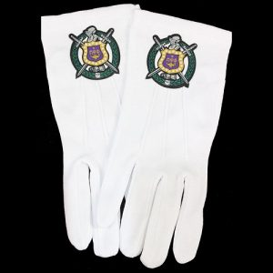 OPP Gloves With 2″ Woven Shield