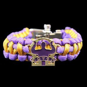 OPP Paracord Survival Bracelet W/Adjustable Clasp
